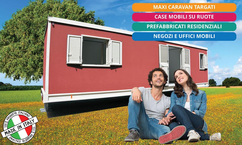 Negozi In Legno Prefabbricati : Domus prefabbricatimobili realizza la tua casa prefabbricata